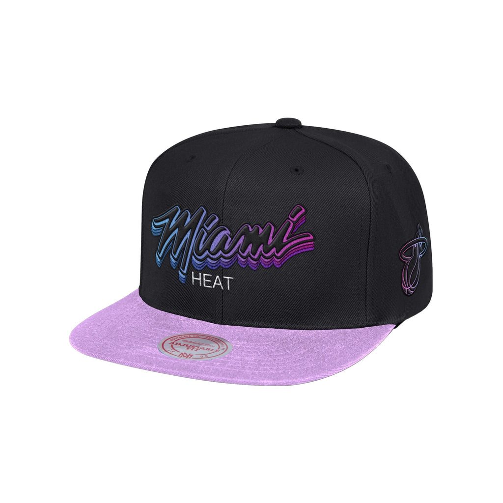 Mitchell & Ness ViceVersa Script Snapback - featured image