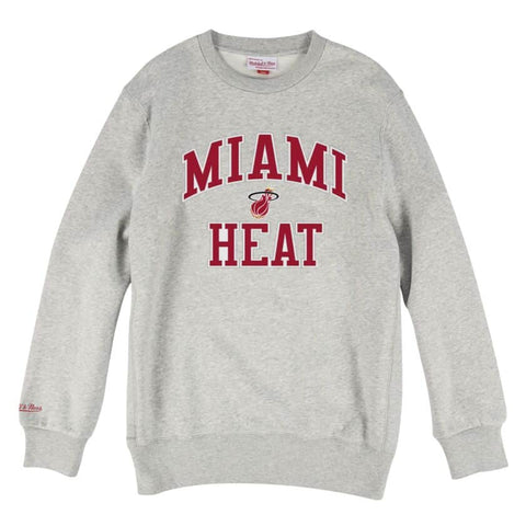 Mitchell & Ness Heat Crew Neck Pullover