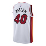 Udonis Haslem Nike Miami HEAT Youth Association White Swingman Jersey - 2