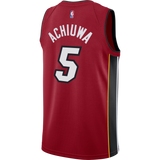 Precious Achiuwa Jordan Brand Red Statement Swingman Youth Jersey - 2