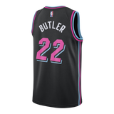 Jimmy Butler Nike Miami HEAT Vice Nights Swingman Jersey - 2