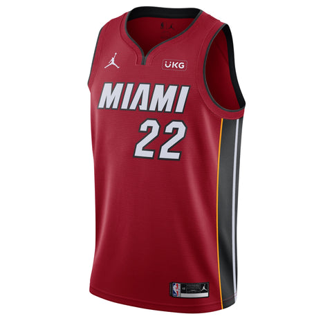 Jimmy Butler Jordan Brand Statement Red Swingman Jersey