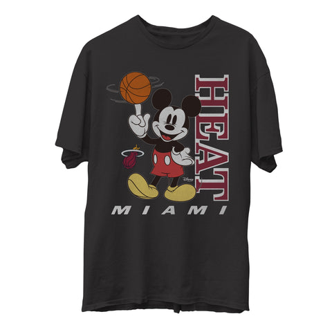 Junk Food HEAT Mickey Tee