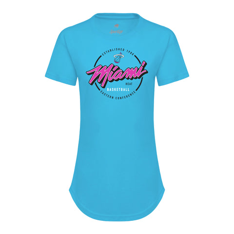 Sportiqe ViceWave Ladies Short Sleeve Phoebe Tee