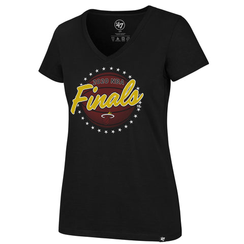 '47 Brand 2020 NBA Finals Ultra Rival Ladies Tee