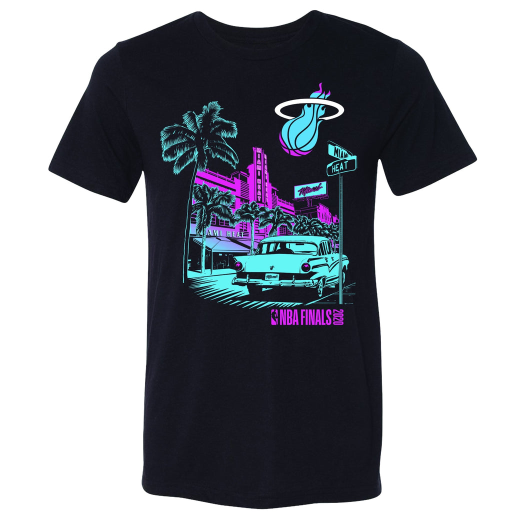 Ocean Drive 2020 NBA Finals Tee - featured image