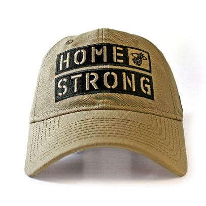New ERA Miami HEAT Home Strong Dad Hat - featured image