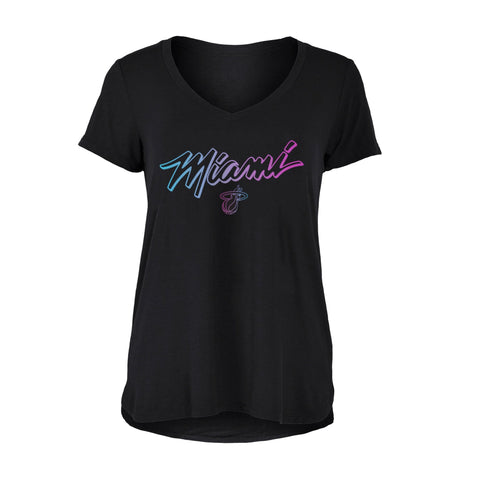 New Era ViceVersa Rayon Ladies V-Neck
