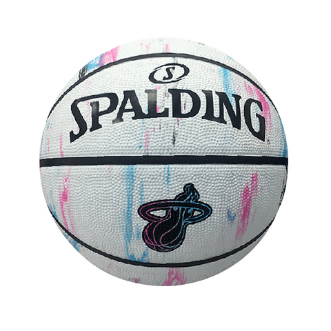 Spalding ViceVersa Marble Basketball