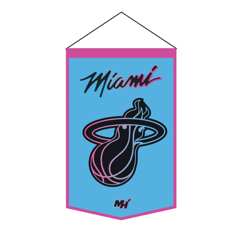 Miami HEAT ViceVersa Banner
