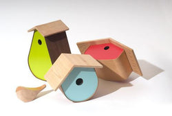 Five Ply Design - Bird Homes