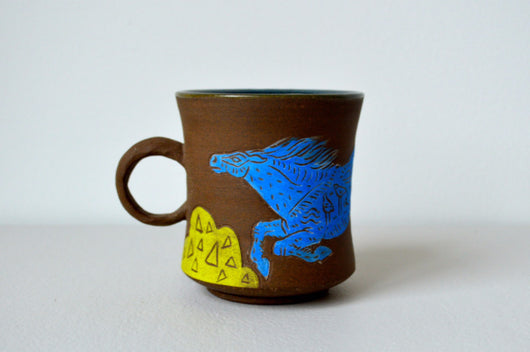 Silver Run Ceramics - Spirit Animal Mug