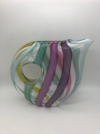 Tandem Glass Space Pitcher