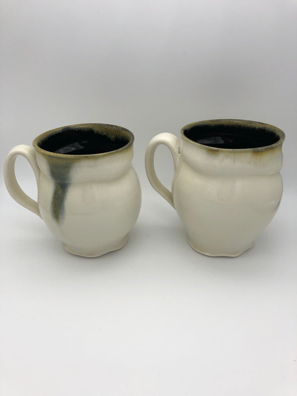 Elizabeth Cohen Porcelain Coffee Mugs