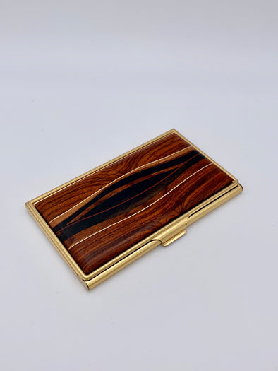 Davin & Kesler Business Card Case Inlay
