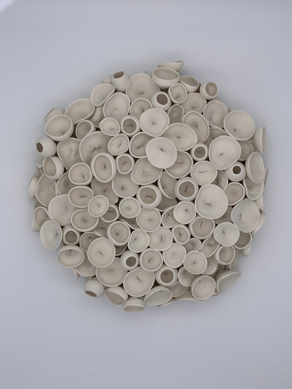 "Elizabeth Cohen 9"" Bloom Wall Piece"