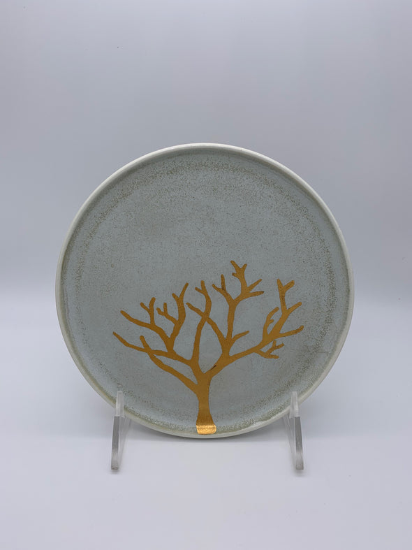 Kiara Matos - Golden Tree Plate