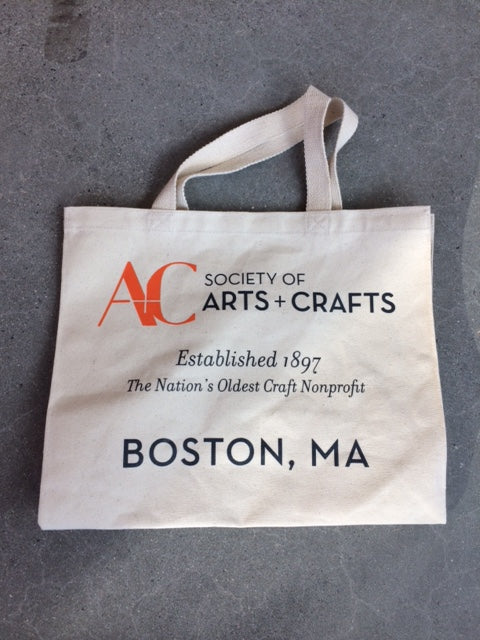 SA+C canvas tote bag