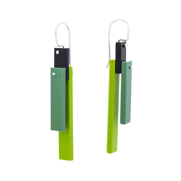 Emiko O Reware Tile Earrings
