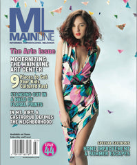 Meredith Marks in Mainline Magazine