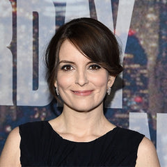 Tina Fey in Meredith Marks Raquel Earrings