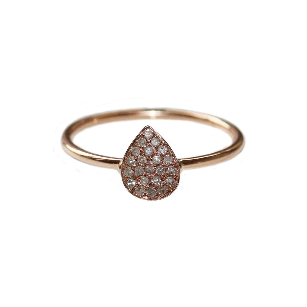 Myra Ring Rose Gold
