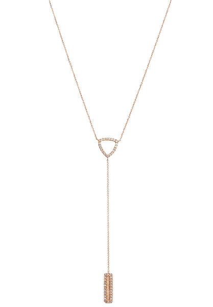 Jolie Rose Gold Necklace