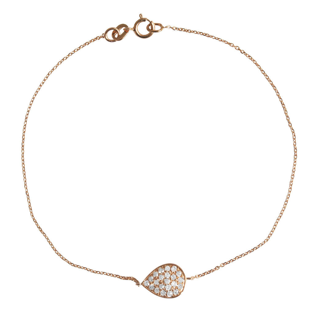 Myra Bracelet Rose Gold