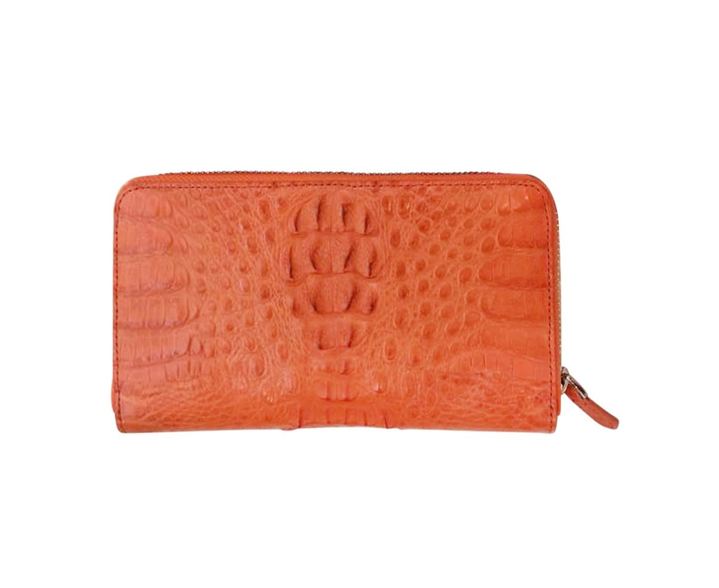 Willow Wallet Crocodile
