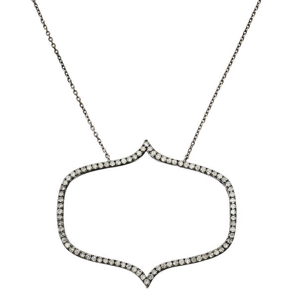 Isla Silver Necklace