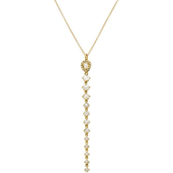 Leigh Pendant Yellow Gold