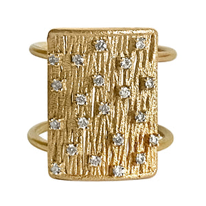 Marlene Ring Yellow Gold