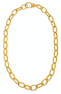 Amanda Chain Yellow Gold