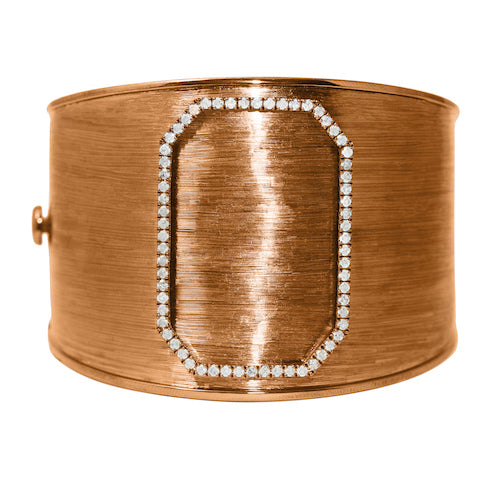 Tobi Cuff in Rose Gold
