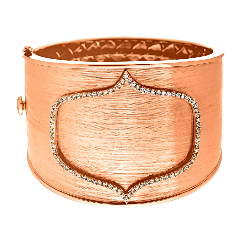 Ivy Cuff Rose Gold