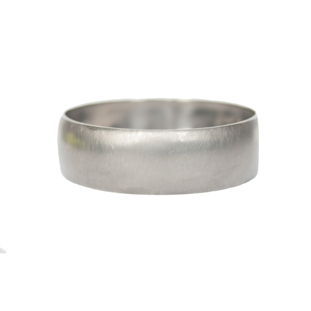 Sydney Double Bangle Silver