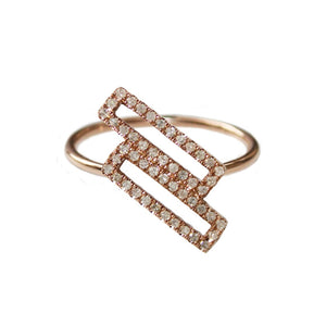 Raquel Ring Rose Gold