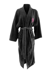 Black Terry Robe