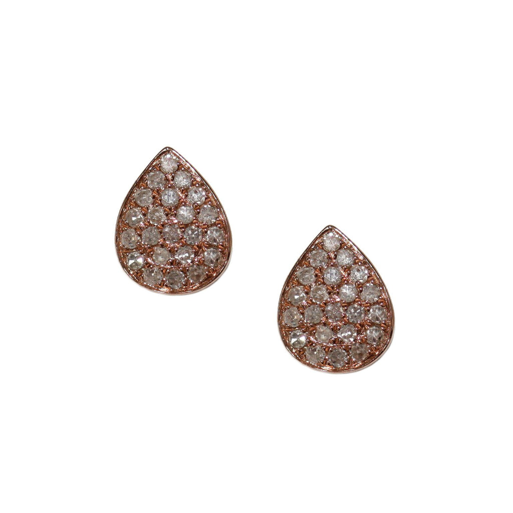 Myra Studs Rose Gold