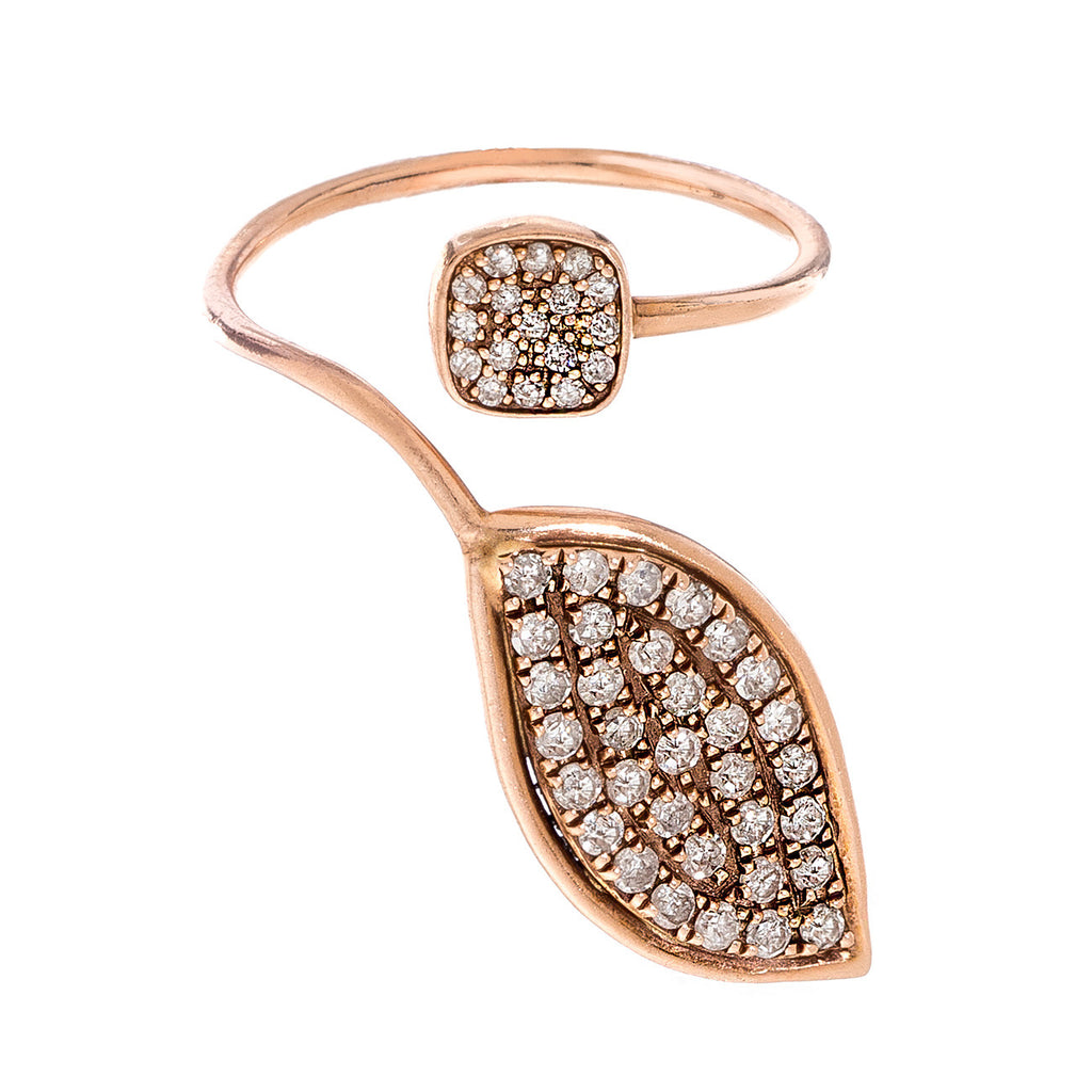 Kendra Ring Rose Gold