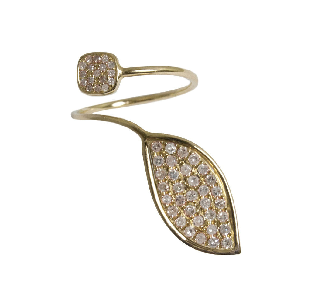 Kendra Ring Yellow Gold