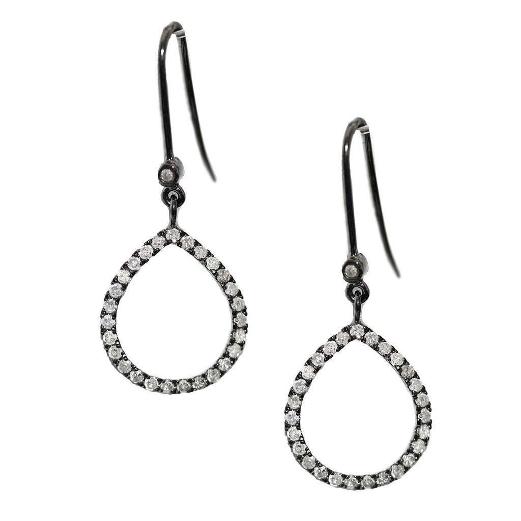 Chloe Earrings Silver