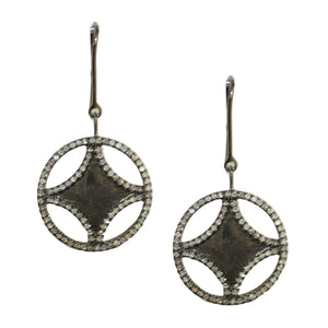 Sistene Earrings Silver