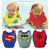 Super Hero Baby Swim Vest And Other Disney Characters