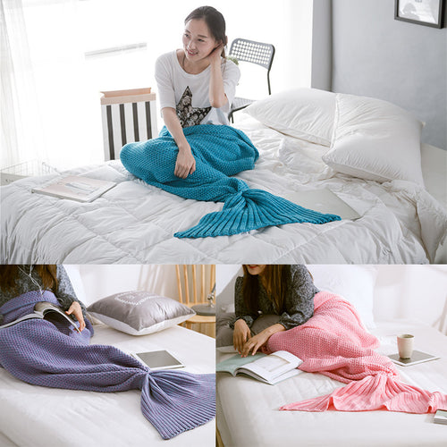 Mermaid Blanket - SuperShopSale.com