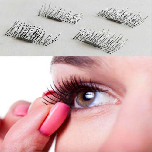 Magnetic False Eyelashes - 50% Off
