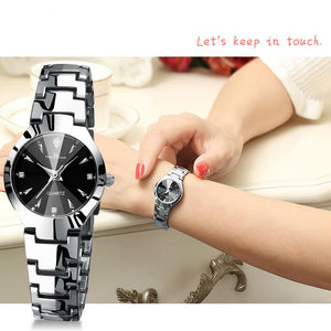 KEEP IN TOUCH Luminous LuxurY Quartz Watch For Couples - SuperShopSale.com
