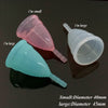 Image of Your 2 FREE Menstrual Cups (Large and Small)