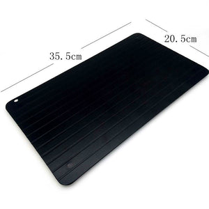 Fast Defrosting Tray Defrost Without Electricity Microwave - SuperShopSale.com
