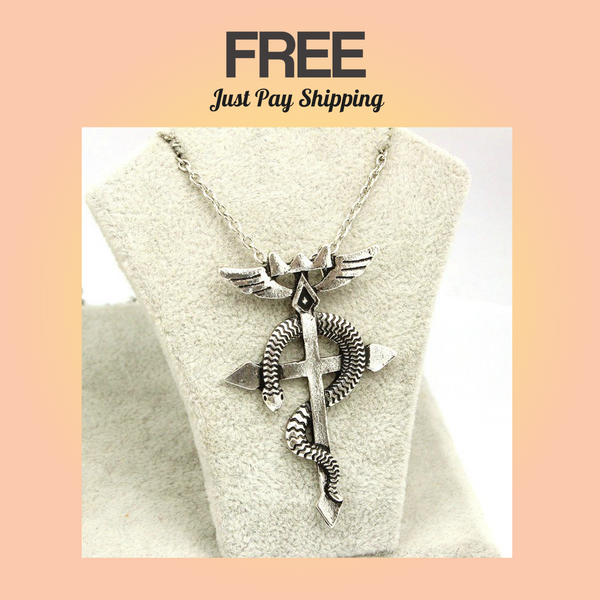 Necklace Free + Shipping